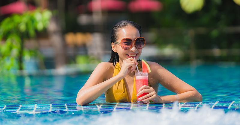 Cómo cuidar los dientes en vacaciones