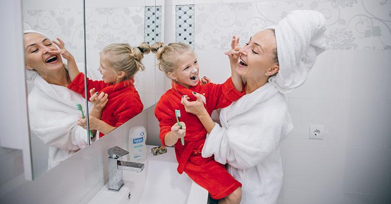 Cómo cuidar los dientes de los niños, 3 claves